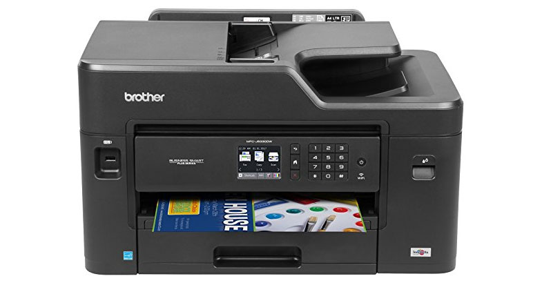 Brother MFC-J5330DW All-in-One Color Printer - Best All In One Color Inkjet Printer
