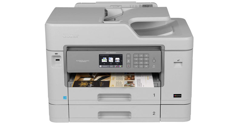 Brother MFC-J5930DW - Best All In One Color Inkjet Printer