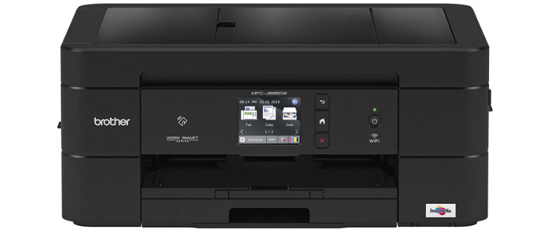 Brother MFC-J895DW - Best All In One Color Inkjet Printer