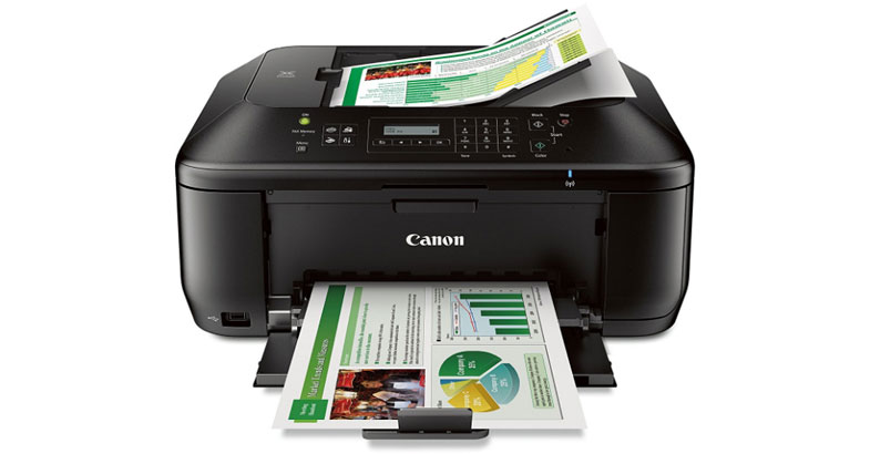 Canon Office Products MX532 - Best All In One Color Inkjet Printer
