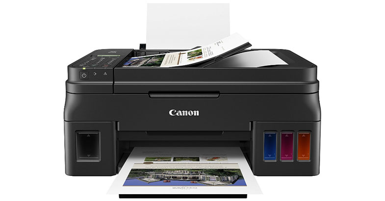 Canon PIXMA G4210 - Best All In One Color Inkjet Printer