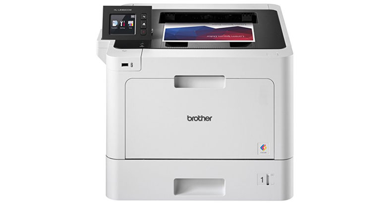 Brother HL-L8360CDW - Best All In One Color Laser Printer