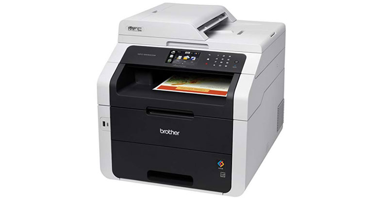 Brother MFC-9330CDW - Best All In One Color Laser Printer