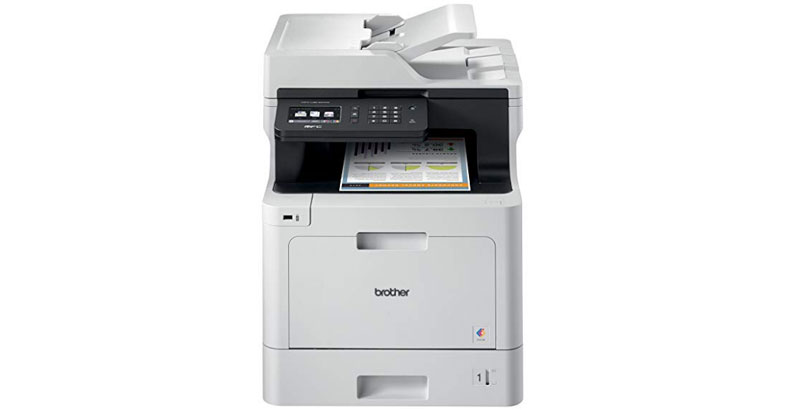 Brother MFC-L8610CDW - Best All In One Color Laser Printer