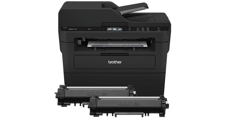 Brother MFCL2750DWXL - Best All In One Monochrome Laser Printers