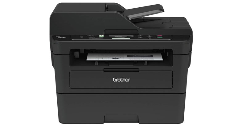 Brother DCPL2550DW - Best All In One Monochrome Laser Printers