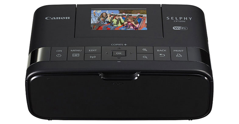 Canon Selphy CP1200 - Best Compact Photo Printers